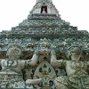 Magnificent Architecture Of Wat Arun