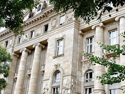 Magyar Nemzeti Bank, Budapest