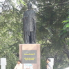 Mahaboob Alikhan Statue