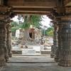 Mahadeva Temple Open Hall At Itagi