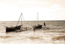 Mahajanga Fisherman - Madagascar