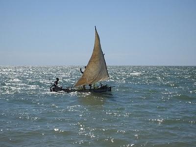 Mahajanga Sail Boat - Madagascar