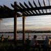 View Of Mahakam River