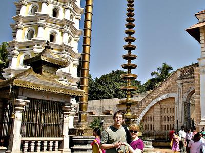 Mahalsa Temple - Ponda - Goa