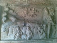 Mahishasurmardini Mandapam Mahabalipuram