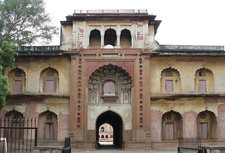 Main Gateway To Safdurjang Tomb