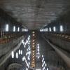 Main Hall With Salt Stalactites - Salina Turda