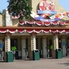 Main Park Entrance