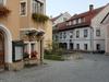 Main Square Of Oberdrauburg, Carinthia, Austria