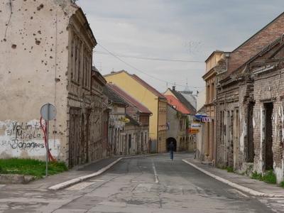 Vukovar's Main Street