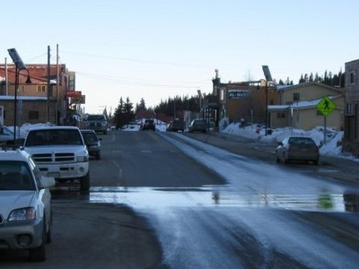 Main Street, Alma