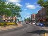 Main Street In Downtown Anoka