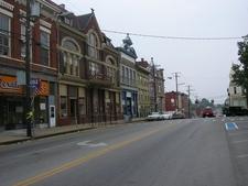 Main Street In Carlisle