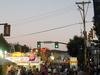 Main Street During The Ephrata Fair