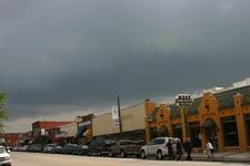 Main Street Grapevine Texas By Raymond Lafourchette