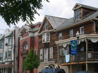 Main Street In Hancock