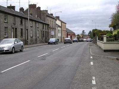 Main  Street Lisnaskea