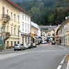 Mainstreet In Mauthen, Carinthia, Austria