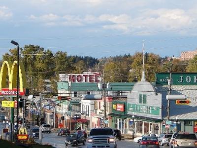 Main Street Highway 105