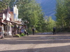 Main  Street Of  Mc Carthy Alaska
