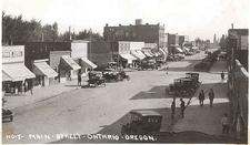 Main Street Oregon