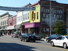 Main Street In Radford Virginia.