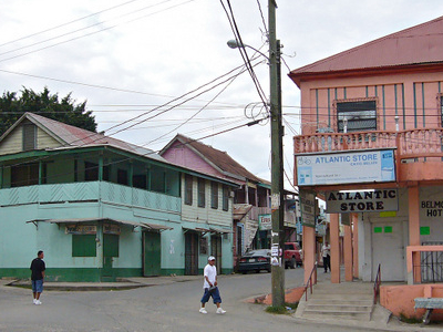 Main Street In San Ignacio