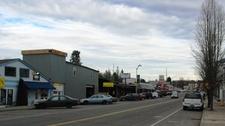 Main Street In Tigard Oregon