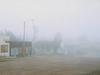 Main Street On A Foggy Day