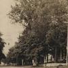 Main Street In 1909