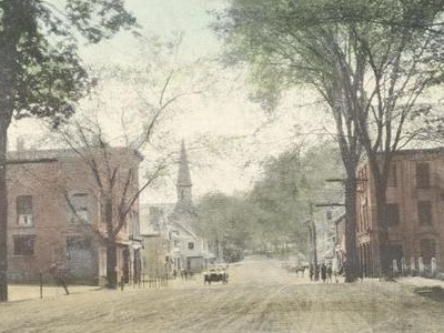 Main  Street Windsor