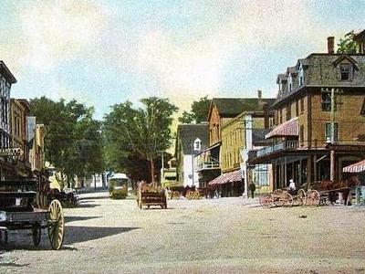 Main  Street  Winthrop