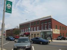 Main Street In Wytheville