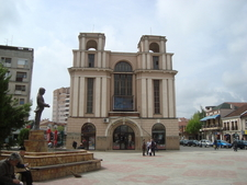 Main Square Of Kumanovo