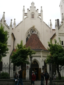 The Maisel Synagogue, Jewish Museum In Prague