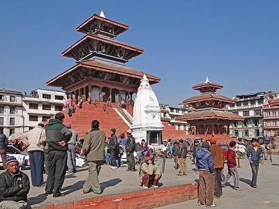 Maju Deval @ Kathmandu Durbar Square