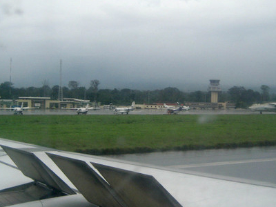 View From Runway