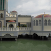 Malaysia Penang Floating Mosque