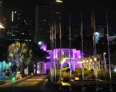 Malaysia Tourism Center Entrance