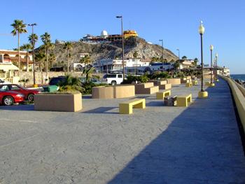 Pier In Puerto Penasco