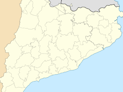 Malgrat De Mar Is Located In Catalonia