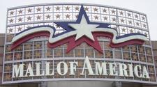 Mall Logo At Entrance