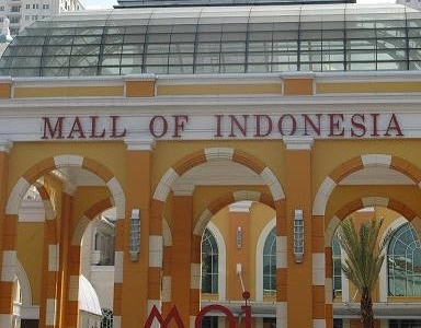 Mall Of Indonesia - View
