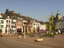 Central Square In Malmedy