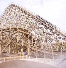 Mammut Tripsdrill Rollercoster