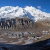 Manang Village - Annapurna III - Gangapurna - Central Nepal