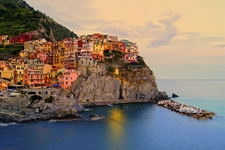 Manarola Evening View