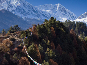 Manaslu Circuit Trekking Photos