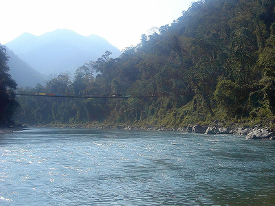 Manas National Park Scenery