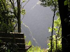 Manawatu Gorge Lookout Seat - Te Urewera